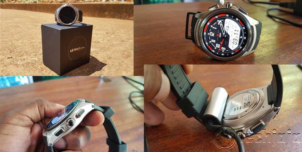 LG Watch Urbane_ Hardware