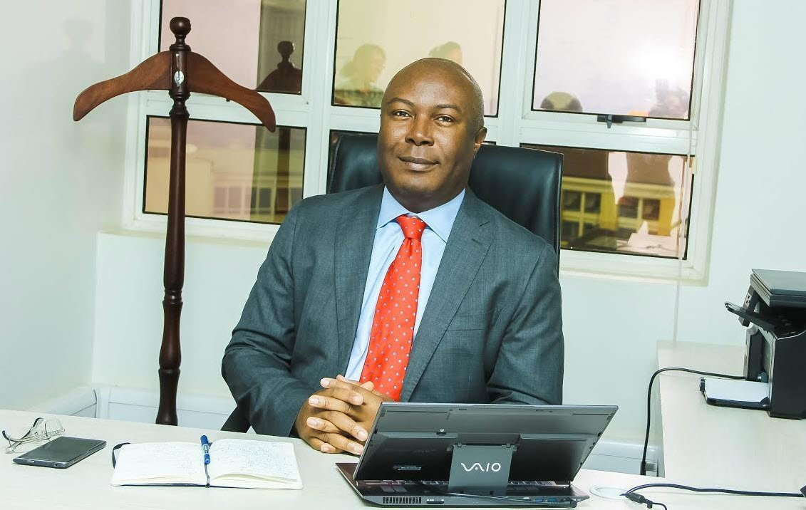 John Ndego is Vodafone Uganda's new CEO