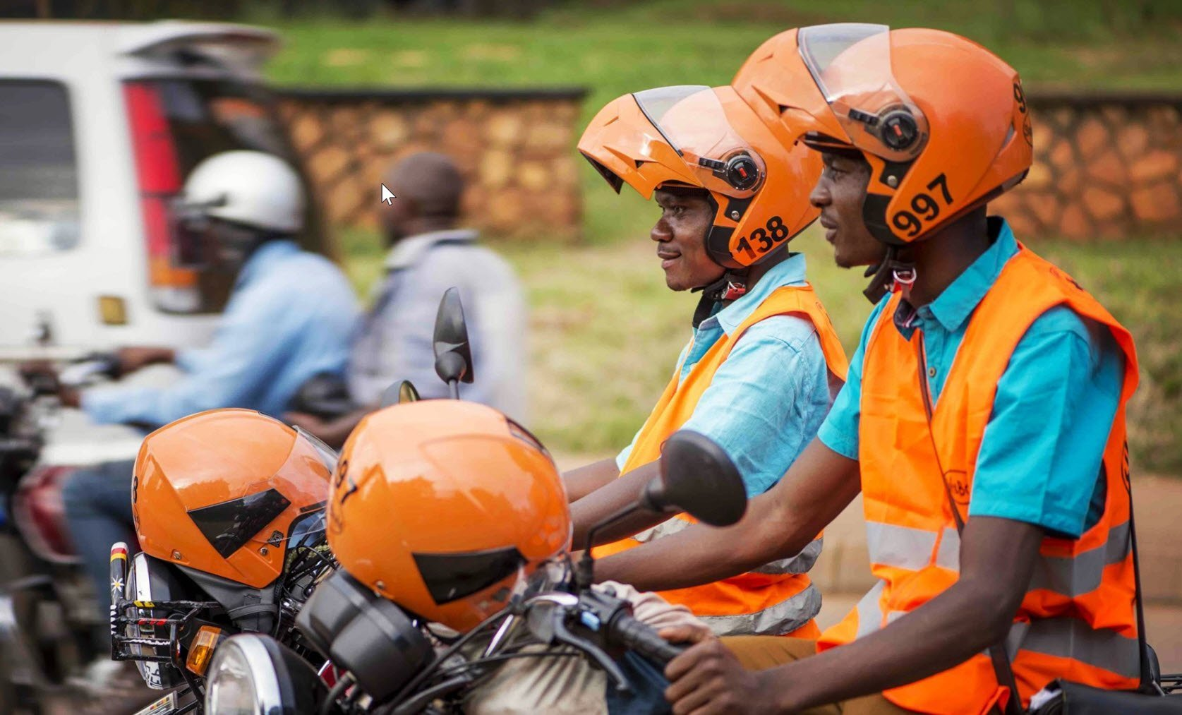 Get Double Safe Boda Credits By Recharging Using Mobile