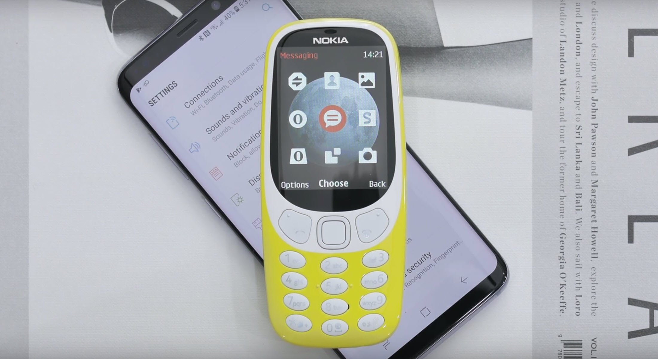 The Nokia 3310 review 5