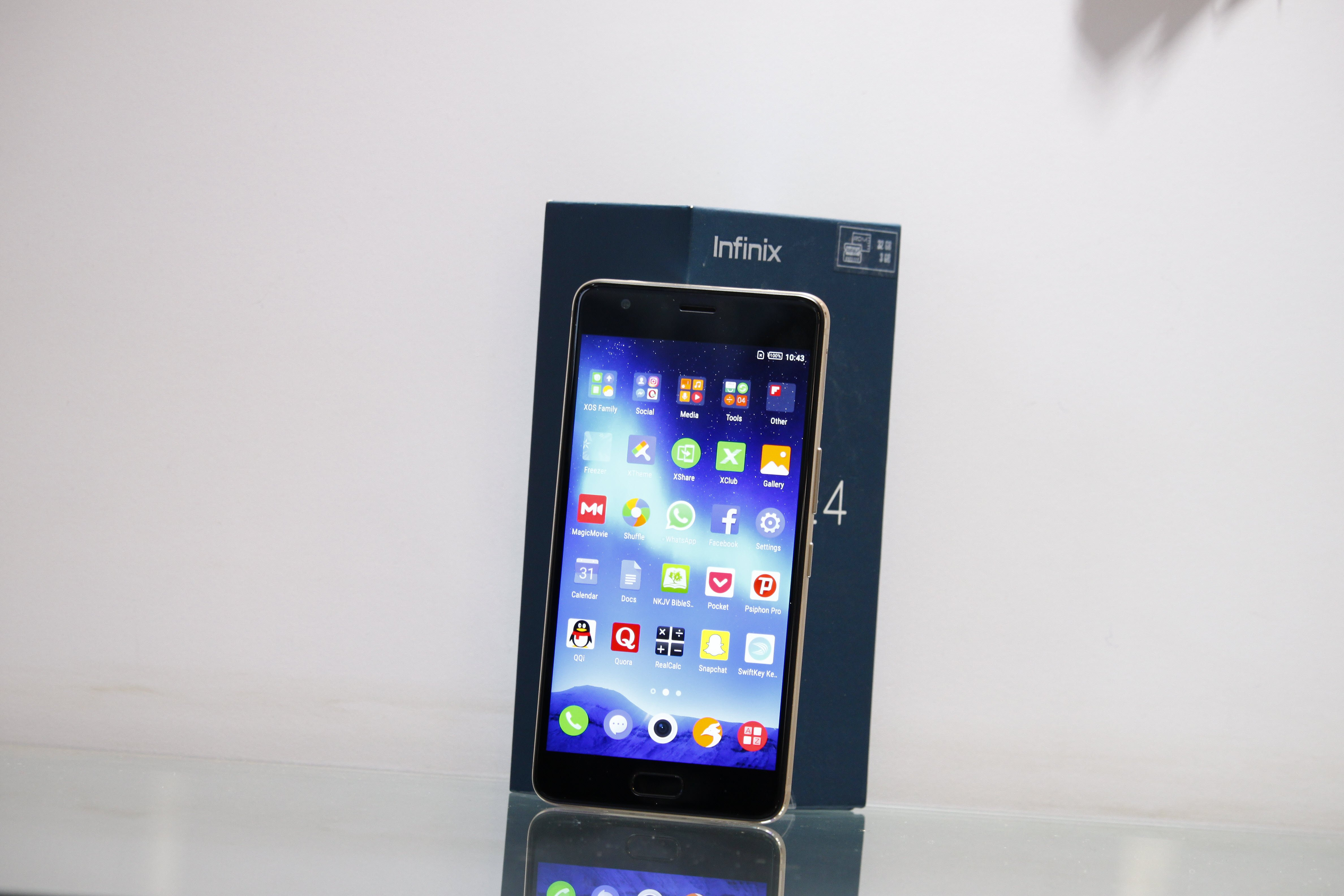 Infini Note 4 Pro 1